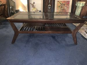 Wood Coffee Table for Sale in Baltimore, MD
