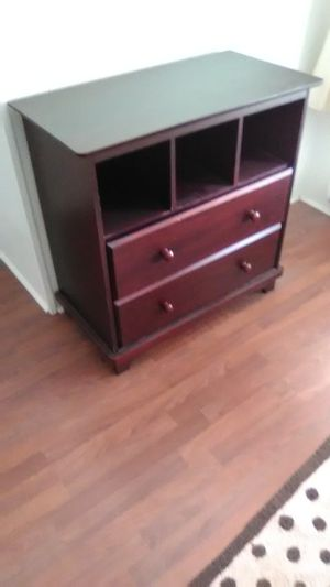 Solid Wood Changing Table for Sale in Chicago, IL