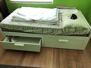 IKEA Brimnes Kids Bed — FREE for Sale in Tampa, FL