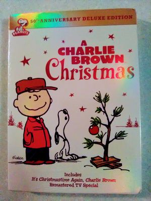 A Charlie Brown Christmas DVD for Sale in Aurora, OR