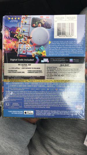 Toystory 4 set with digital code for Sale in Hemet, CA