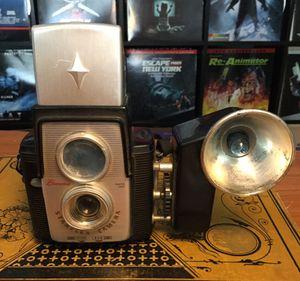 Vintage 1960s Kodak Brownie Starflex With Flash 127Film Camera - See Description for Sale in Henderson, NV