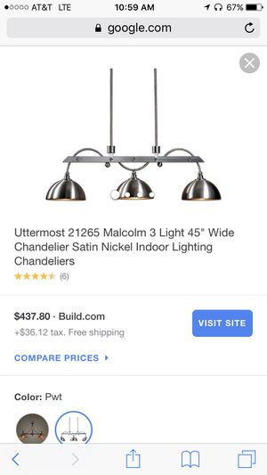 Chandelier for Sale in Placentia, CA