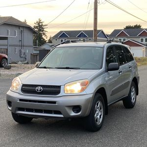 2004 TOYOTA RAV4 🌍🌍🌍☄️☄️ for Sale in University Place, WA