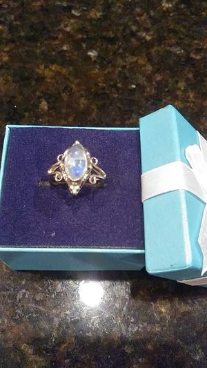 BRAND NEW Natural Indian Moonstone ring for Sale in Marietta, GA