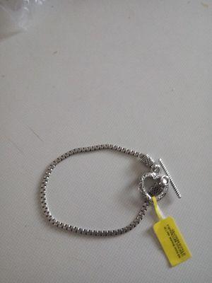 Sterling silver bracelet for Sale in Rustburg, VA