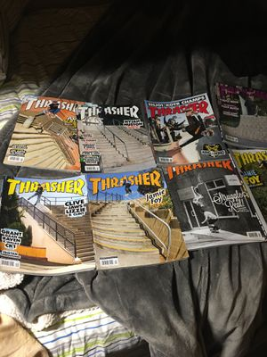 Thrasher magazines ($2 for 1) for Sale in Temecula, CA