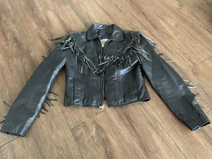 Genuine Leather Jacket for Sale in Houston, TX