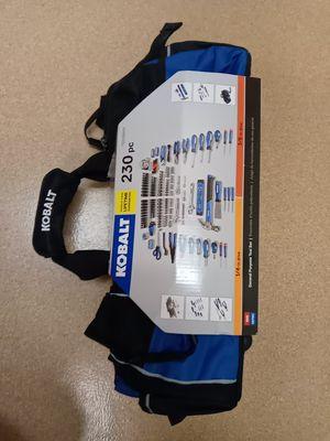 Kobalt 230 pc Set for Sale in Tacoma, WA