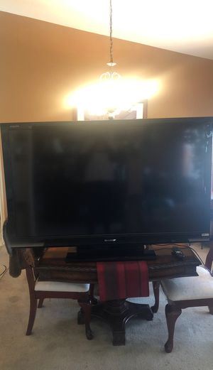 Sharp Tv 60 inch for Sale in Spring Hill, FL
