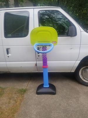 Regulation midget basketball hoop for Sale in Raleigh, NC