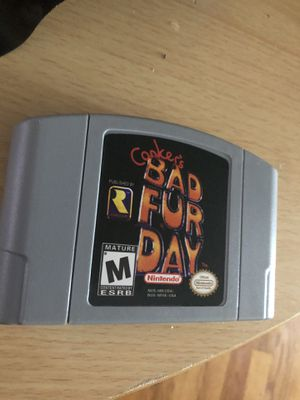 Conkers bad fur day for Sale in Laurel, DE