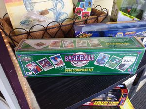 1990 Sealed Box Baseball Cards Upper Deck. for Sale in Fall City, WA