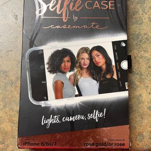 IPHONE 6, 6s/,7 CASE! ROSE GOLD LED PHONE CASE! for Sale in Herriman, UT