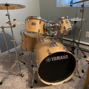 Yamaha Stage Custom Birch Drum Set for Sale in Reading, PA