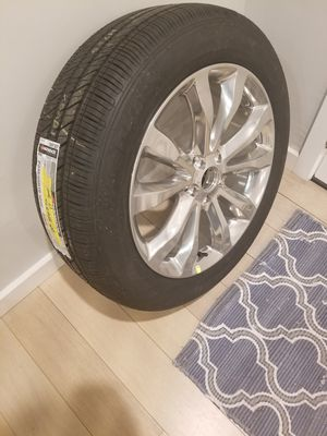 Brand new, stock Chrysler 300 tire and rim. Never used. for Sale in Washington, DC