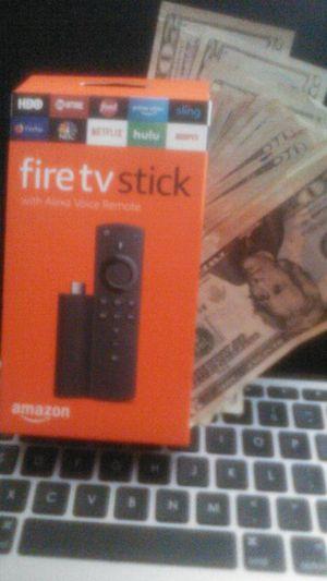 No SECRET. I sell more. Amazon fire 80 stick for Sale in Atlanta, GA