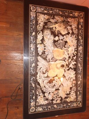 Antique collectable low table for Sale in Columbus, OH