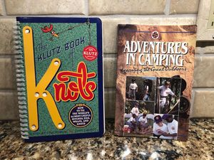 Knot Tying and Camping Books for Sale in Smyrna, TN