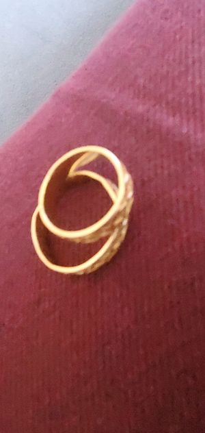 14k Gold Marriage ring for Sale in MONTGOMRY VLG, MD
