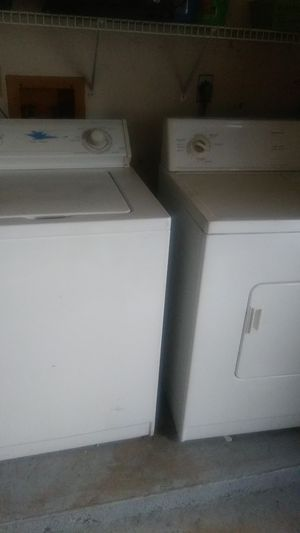 Whirlpool washer Kenmore dryer for Sale in Venice, FL