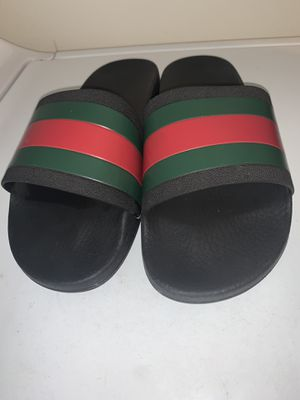gucci slides for Sale in Inglewood, CA