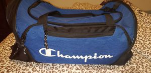 champions duffle bag for Sale in Beaverton, OR