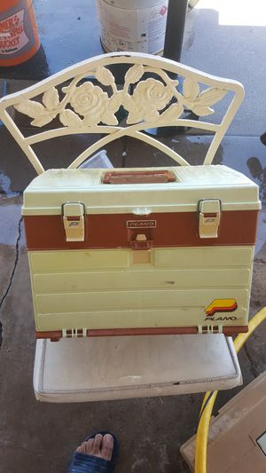 Tackle box for Sale in Mesa, AZ