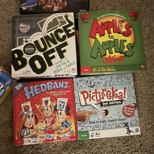 Board Games Galore! for Sale in Gilbert, AZ