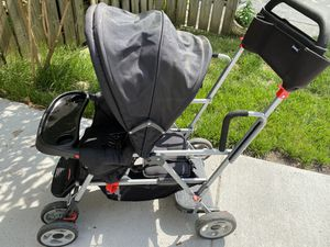 Double stroller joovy toddler infant baby kid child wagon for Sale in Springfield, VA