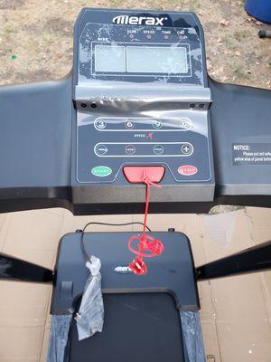 Merax foldable treadmill for Sale in Azusa, CA