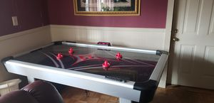 Air Hockey Table (Dimensions L 7' x W 4' x H 3') for Sale in Bowie, MD