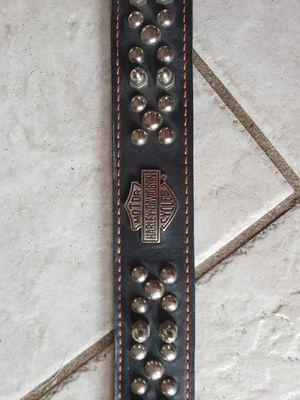 "Authentic Harley Davidson Dog Collar - 28"" for Sale in Oviedo, FL"