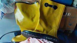 Waterproof Rain boots size men's 9 for Sale in Woodbridge, VA