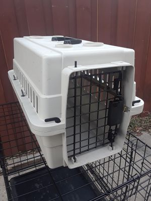 Small Kennel for small Pet $25.00 cash only for Sale in Dallas, TX