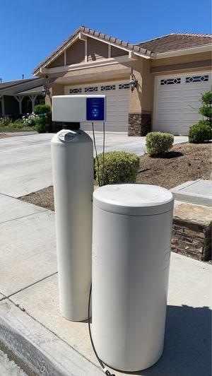 Culligan water softener. Works. FREE!! for Sale in Murrieta, CA