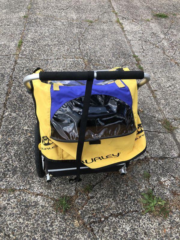 Burley Solo Bike trailer/ Stroller
