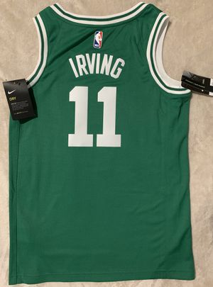 Boston Celtics Kyrie Irving Jersey for Sale in Bedford, TX
