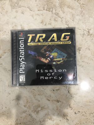 T.R.A.G.: Tactical Rescue Assault Group - Mission of Mercy Sony PS 1 COMPLETE for Sale in Davie, FL