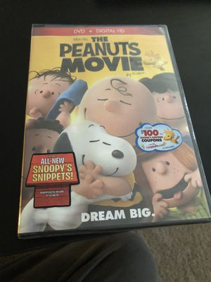 Free New The Peanut Movie for Sale in Rockville, MD