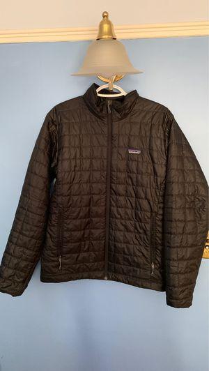 Patagonia nano puff jacket sz M for Sale in Spokane, WA