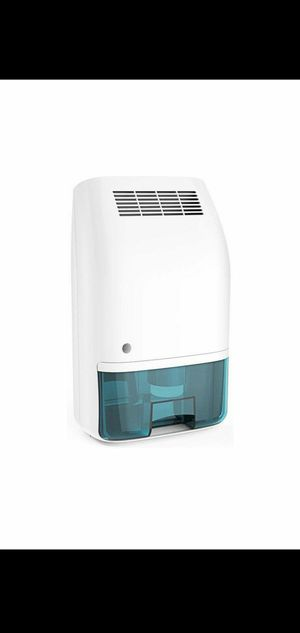 Afloia Electric Home Dehumidifier, Portable Dehumidifier for Home Bedroom 700ml (24fl.oz) Capacity up to (215 sq ft) for Sale in Hacienda Heights, CA