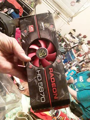 Radeon HD 5870 video card for Sale in Amarillo, TX