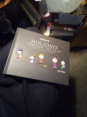 Peanuts - Holidays to hardback for Sale in Las Vegas, NV
