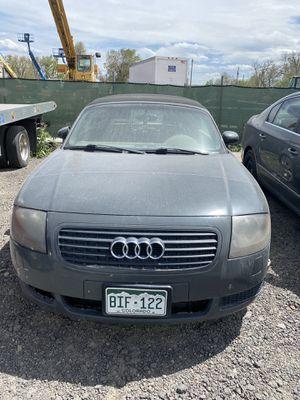 2001 Audi TT PARTOUT/ PARTES‼️‼️ for Sale in Commerce City, CO