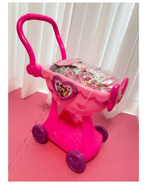 Minnie Mouse Shopping Cart Brand New | Kids Girls Toys 💕 for Sale in Miami, FL