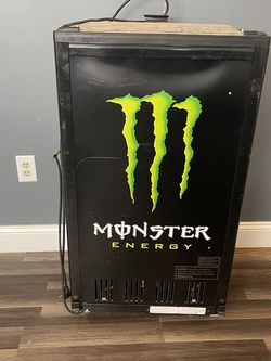 monster energy fridge With Wheels for Sale in Portland,  OR