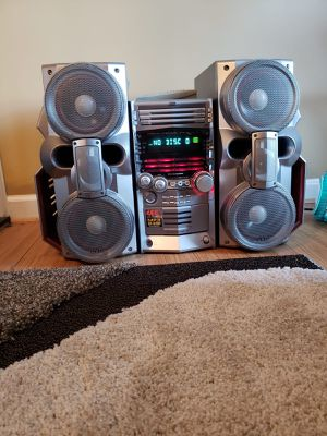 JVC HX-Z3 Home Stereo System 460 W for Sale in Durham, NC