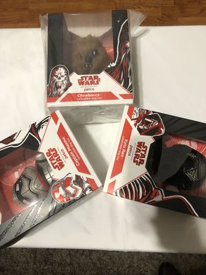 Star Wars Collectible Dog Toys for Sale in Fremont, CA