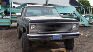 Chevy Blazer 1976 for Sale in San Diego, CA